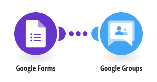 Add Google Group members from Google Form responses