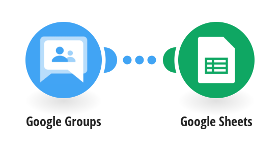 Save Google Group members in Google Sheets