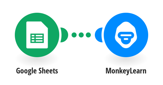 Train your MonkeyLearn machine learning model with a Google Sheets dataset