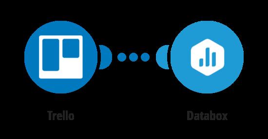 Push new Trello cards to Databox