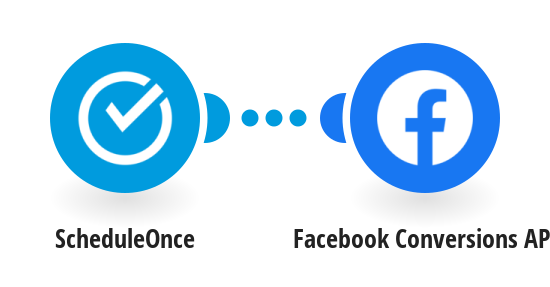 Send scheduled bookings from ScheduleOnce to Facebook Conversions API