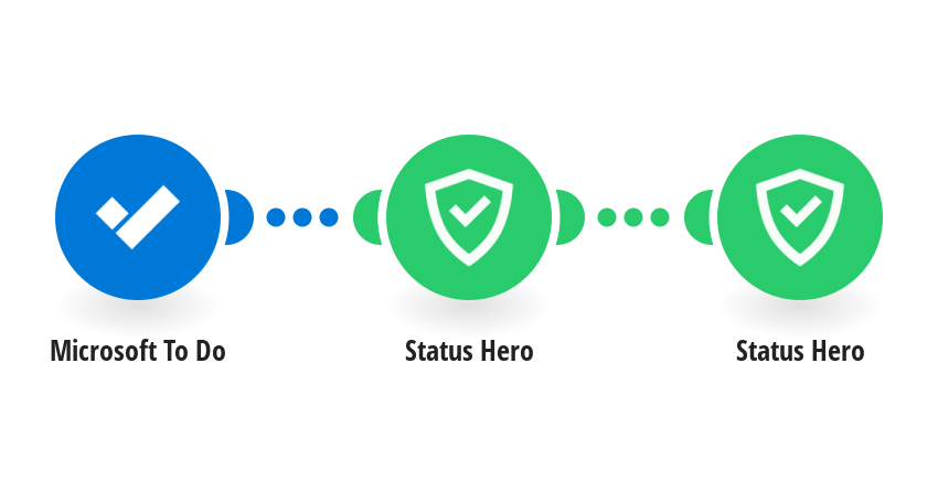 Create Status Hero activities from Microsoft To Do tasks