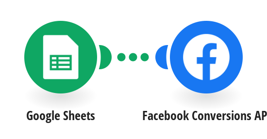 Send new data from Google Sheets to Facebook Server-Side API