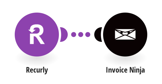 Create Invoice Ninja invoices from Recurly transactions