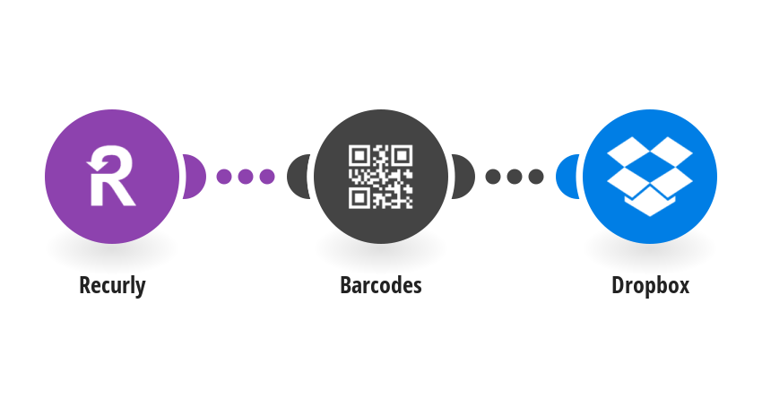 Generate barcodes from Recurly transactions and upload them to Dropbox