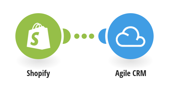 Add new Shopify customers to an Agile CRM campaign