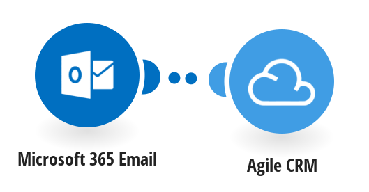 Create Agile CRM tickets from new Microsoft 365 emails