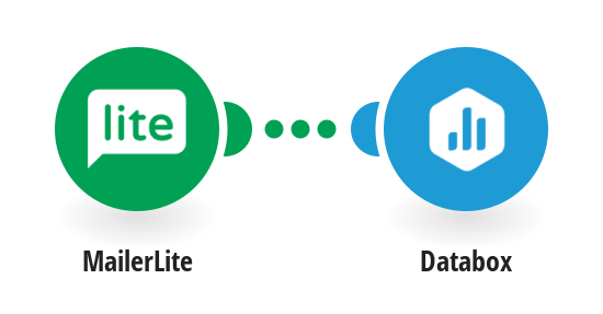 Send MailerLite Campaigns Open Rate by name to Databox