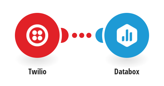 Send new call data from Twilio to Databox