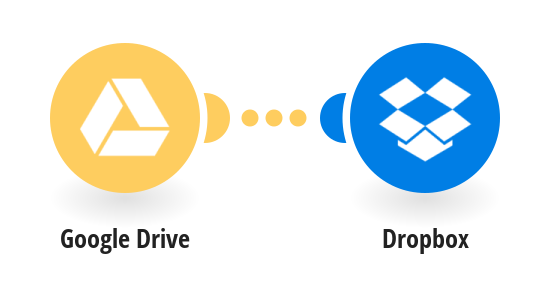 Save Google Drive documents to Dropbox
