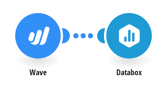 Send new Wave invoices to Databox