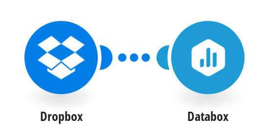 Send Dropbox files data to Databox