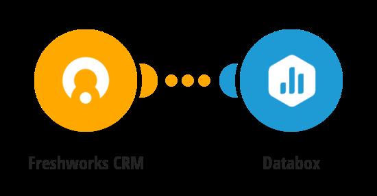 Send new Freshsales deals to Databox