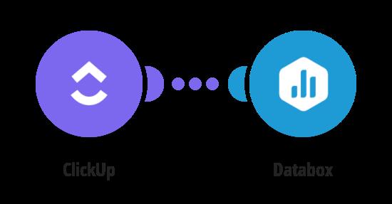 Send new ClickUp tasks to Databox