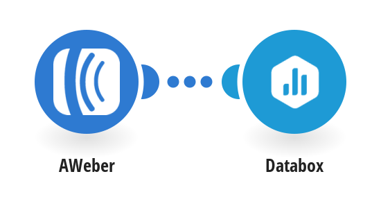 Send new AWeber subscribers data to Databox