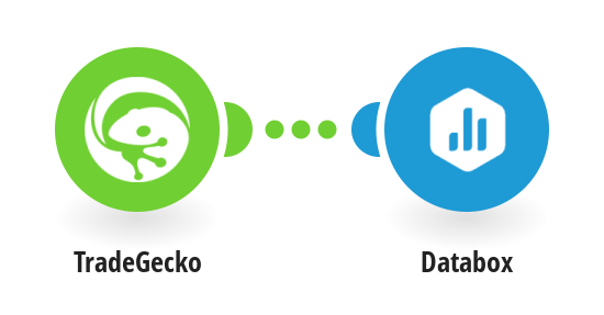 Send new TradeGecko products data to Databox