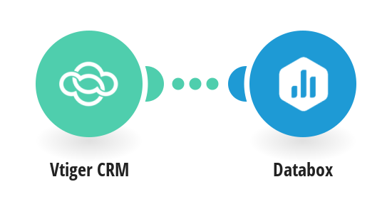 Send new VTiger CRM service contracts to Databox