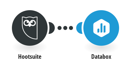 Send Hootsuite messages to Databox