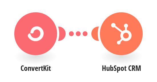 Create HubSpot CRM contacts from new ConvertKit subscribers