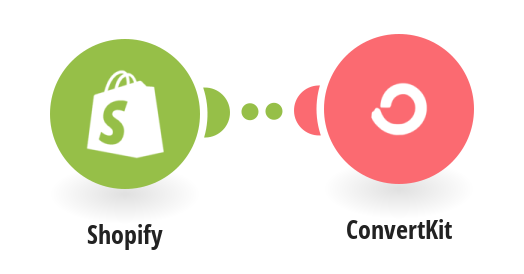 Subscribe new Shopify customers to a ConvertKit mailing sequence