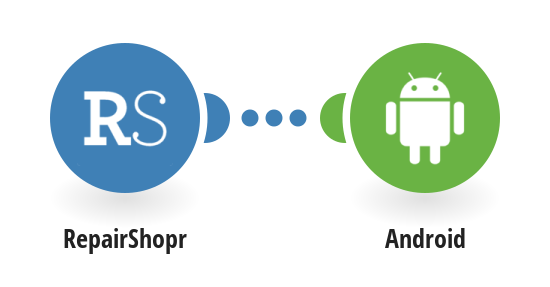 Send Android push notifications for new RepairShopr tickets