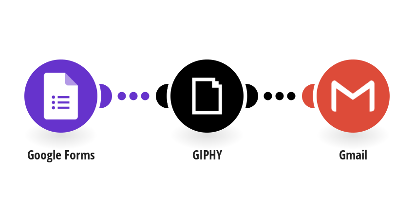 Get random GIF using GIPHY and send them by email from Google Forms responses