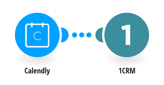 Create 1CRM meetings from Calendly events