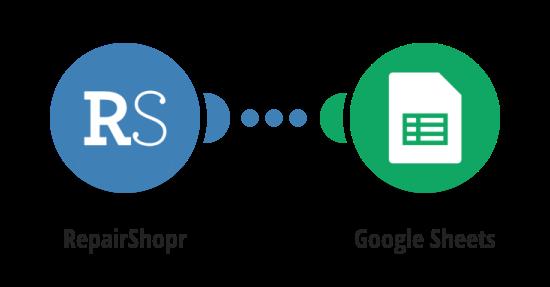 Add new RepairShopr customers to Google Sheets