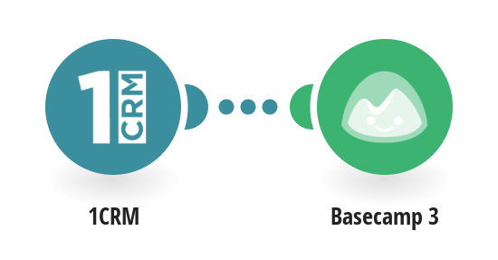 Create Basecamp 3 todos from 1CRM project tasks