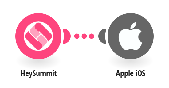 Send a push notification about new attendee in HeySummit