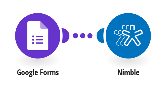 Create new contact in Nimble from submitted form in Google Forms