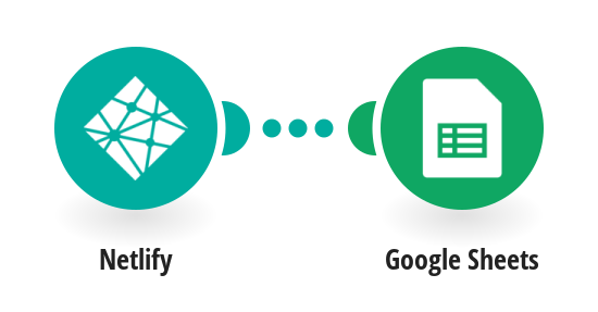 Add Google Sheets rows from Netlify Deploys