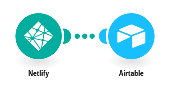 Create Airtable records from Netlify site deploys