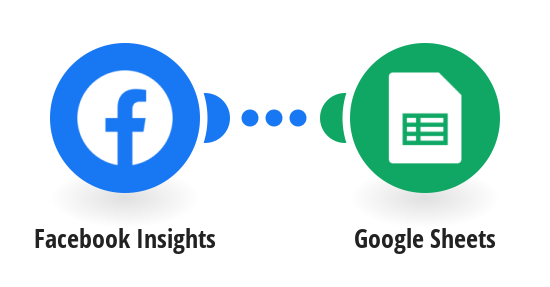 Import data from Facebook Insights to Google Sheets spreadsheet