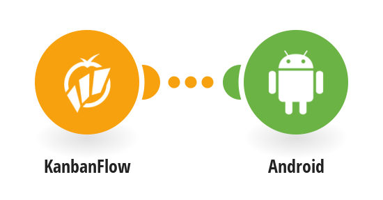 Send Android push notifications when a KanbanFlow task is moved