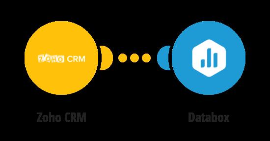 Send new Zoho CRM Deals into Databox