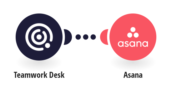 Create Asana tasks from Teamwork Desk tickets