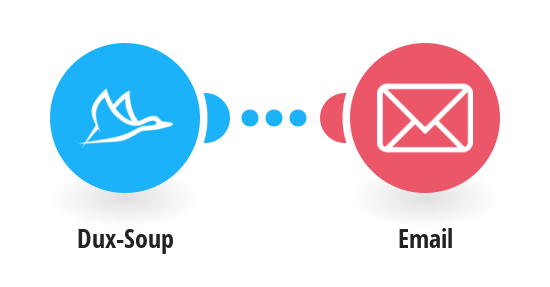 Connect Dux-Soup to Outlook: Create draft email
