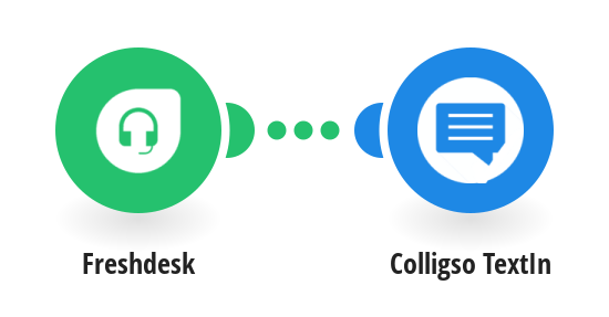 Create new Colligso TextIn customers from Freshdesk contacts