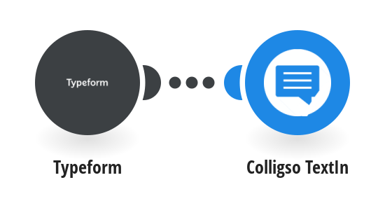 Create new Colligso TextIn customers from Typeform responses