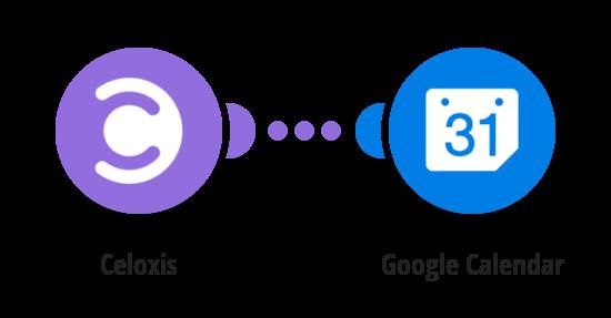 Create Google Calendar events from new Celoxis tasks