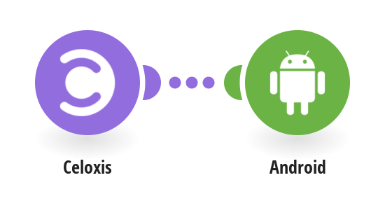 Send Android push notifications for new Celoxis tasks