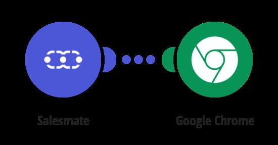 Send Chrome push notifications for new Salesmate deals