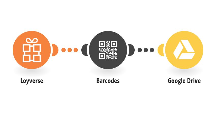 Generate barcodes from Loyverse new items and saving them to Google Drive