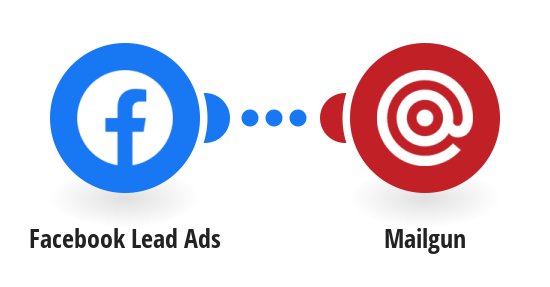 Send Mailgun email to new Facebook Lead Ads leads