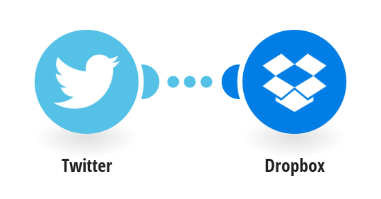 Save new Twitter photos to Dropbox