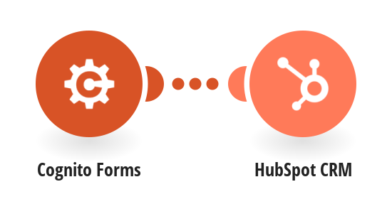 Create HubSpot CRM contacts from Cognito Forms entries