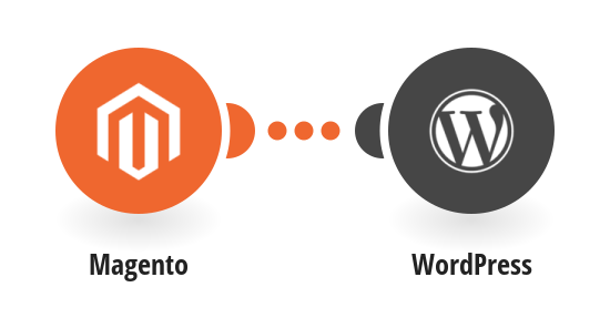 Post new Magento products to WordPress