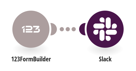 Send a notification to Slack about submitted form in 123FormBuilder