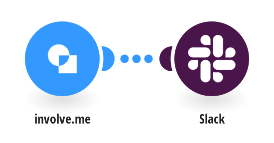 Send a notification about new participant in involve.me to Slack